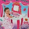 โต๊ะเครื่องแป้งเปียโน piano dresser มีเสียงดนตรี มีไฟ ส่งฟรี