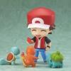Red Trainner ของแท้ JP - Nendoroid [โมเดลโปเกมอน] (เรด)