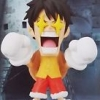 Luffy ของแท้ JP แมวทอง - WCF Banpresto [โมเดลวันพีช] (Rare)