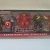 พร้อมส่ง โมเดลหุ่น รุ่น Legenos avenger 5 ตัวขนาดใหญ่ ส่งฟรี