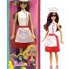พร้อมส่งตุ๊กตาบาร์บี้ของแท้ Barbie Spy Squad Fashion Doll - Teresa ส่งฟรี