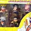 Naruto Team 7 ของแท้ JP - Bandai [โมเดลนารุโตะ] (5 ตัว)
