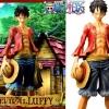 Luffy ของแท้ JP แมวทอง - Master Stars Piece Banpresto [โมเดลวันพีช]