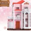 บ้านกระต่าย Anbeiya house รุ่น 3ชั้น v.2 ส่งฟรี