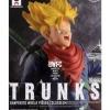 Trunks Super Saiyan ของแท้ JP แมวทอง - BWFC Banpresto [โมเดลดราก้อนบอล]