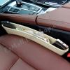 กระเป๋าหนัง PU เก็บของข้างเบาะรถยนต์ - PU Leather Car Seat Side Gap Pocket