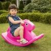 ม้าโยก Little Tikes Rocking Horse, Blue and pink ของแท้ งานห้าง ส่งฟรีพัสดุไปรษณีย์