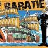 Baratie ของแท้ JP แมวทอง - Bandai Grand Ship Collection [โมเดลเรือวันพีช]