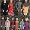EVS-09 ตุ๊กตาบาร์บี้อาเซียน ประเทศ 10 ประเทศ 20 ตัว