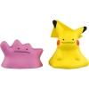 Pikachu & Metamon ของแท้ JP - Takara Tomy Moncolle EX [โมเดลโปเกมอน] ( 2 ตัว )
