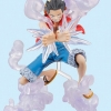 Luffy ของแท้ JP แมวทอง - Super Effect Banpresto [โมเดลวันพีช]