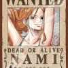 Nami Wanted - Jigsaw One Piece ของแท้ JP (จิ๊กซอว์วันพีช)