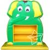 EVA-06 ชั้นวางของช้างสีเขียว