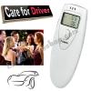 เครื่องวัดระดับแอลกอฮอล์จากลมหายใจแบบพกพา ดิจิตอล Portable Mini Professional Digital Alcohol Breathalyzer Analyzer Detector Tester with LCD Display and Alarm Alert