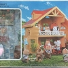 บ้านกระต่ายHappy Family 4 ส่งฟรี