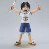 Luffy Children ของแท้ JP แมวทอง - MegaHouse POP [โมเดลวันพีช]