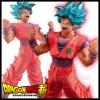 Goku Super Saiyan Blue ของแท้ JP แมวทอง - Blood of Saiyans Banpresto [โมเดลดราก้อนบอล]