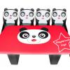 EVF-18 โต๊ะเก้าอี้ครอบครัวหมีแพนด้า