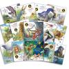 PBP-264 หนังสือชุดนิทานอีสป 2 ภาษา(ไทย-อังกฤษ)1 ชุดมี 10 เล่ม