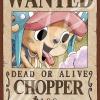 Chopper Wanted - Jigsaw One Piece ของแท้ JP (จิ๊กซอว์วันพีช)