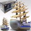 Moby Dick ของแท้ JP แมวทอง - Banpresto Grandline Ships [โมเดลเรือวันพีช]