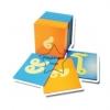 TY-1231 บัตรสระภาษาไทยกระดาษทราย