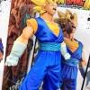 Vegeto Super Saiyan ของแท้ JP แมวทอง - Super Wariors Banpresto [โมเดลดราก้อนบอล]