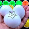 PS-6043 เกมไข่จับคู่เรขาคณิต