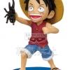 Luffy ของแท้ JP แมวทอง - WCF Banpresto [โมเดลวันพีช]