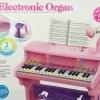ชุดเปียโนพร้อมไมค์ ชาร์ทไฟบ้านได้ Electronic Organ ส่งฟรีพัสดุไปรษณีย์(PB)