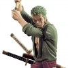 Zoro Swordsmen ของแท้ JP แมวทอง - Banpresto [โมเดลวันพีช]