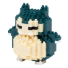 Capikon Lego ของแท้ JP - Nano block [เลโก้โปเกมอน] (คาปิกอน)