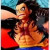 Luffy Gear 4 ของแท้ JP แมวทอง - WCF Banpresto [โมเดลวันพีช] (Rare)