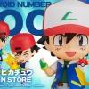 Satoshi & Pikachu ของแท้ JP - Nendoroid [โมเดลโปเกมอน] (ซาโตชิ)
