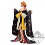 Nami Kimono ของแท้ JP แมวทอง - Ichiban Kuji Banpresto [โมเดลวันพีช] (Super Rare)