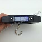เครื่องชั่งน้ำหนัก, กระเป๋าเดินทาง, สัมภาระ แบบพกพาชนิดดิจิตอล - Portable Electronic LCD Luggage Scale/Max.50Kg Handle