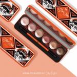 VER.88 GLAM SHINE Cream Eyeshadow Palette แต่งแต้มดวงตาให้มีประกาย แวววาว กับประกายชิมเมอร์ที่ให้ลุคดวงตาวิบวับ สีคมชัด ติดทนยาวนาน