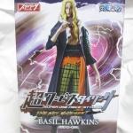 Hawkins ของแท้ JP แมวทอง - Super Styling Bandai [โมเดลวันพีช]