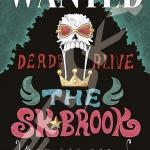 Brook Wanted - Jigsaw One Piece ของแท้ JP (จิ๊กซอว์วันพีช)