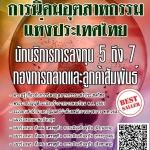 สรุปแนวข้อสอบ นักบริการการลงทุน5ถึง7กองการตลาดและลูกค้าสัมพันธ์ การนิคมอุตสาหกรรมแห่งประเทศไทย พร้อมเฉลย