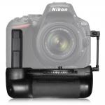 Battery Grip(แบ็ตเตอรี่กริ๊ป) สำหรับกล้อง Nikon DSLR D5500, D5600