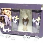 Mariah Carey Dreams Gift Set กิ๊ฟเซท น้ำหอมในฝัน มาราย แคร์รี่ ดรีม เซท ชุดสุดคุ้ม ที่มารายเป็นพรีเป็นเตอร์เอง สวย หรู ดีไซน์เก๋ หอม สไตล์เจ้าหญิง แสนมีเสน่ห์ NEW in Original Packaging 1 bottle of 1 fl oz eau de parfum spray น้ำหอม ขนาด 1 oz 30 ml 1 tube
