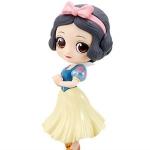 Snow White ของแท้ JP - Q Posket Disney - Pastel Color [โมเดล Disney]