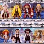 One Piece Vol.0 Set WCF ของแท้ JP แมวทอง - WCF Banpresto [โมเดลวันพีช]