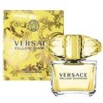 Versace Yellow Diamond Eau De Toilette 50ml. น้ำหอมกลิ่นฟลอร่าฟรุ๊ตตี้ หอมอ่อนหวาน ใสๆ ผสมผสานด้วยความหอมของ มะนาว มะกรูด น้ำมันส้ม และลูกแพร์เชอเบท หัวใจของกลิ่น ดอกส้ม ดอกฟรีเซีย ดอกไมยราบ และดอกบัว ตบท้ายด้วย พลอยอำพัน มัสค์ และดอกดาวเรือง บรรจุในขวดหั