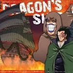 Dragon's Pirate Ship ของแท้ JP แมวทอง - Bandai Grand Ship Collection [โมเดลเรือวันพีช]