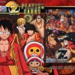 Card One Piece - ไพ่วันพีช ของแท้ JP [ไพ่วันพีช]