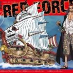 Red Force ของแท้ JP แมวทอง - Bandai Grand Ship Collection [โมเดลเรือวันพีช]