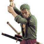 Zoro Swordsman ของแท้ JP แมวทอง - Banpresto [โมเดลวันพีช]