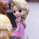 Rapunzel ของแท้ JP - Q Posket Disney - Pastel Color [โมเดล Disney]